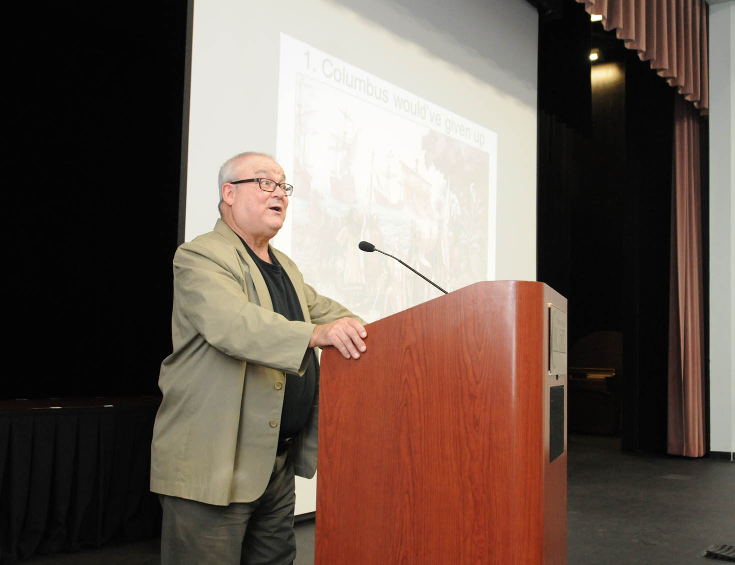 Read the full story, CCCC students hear about American Indian contributions