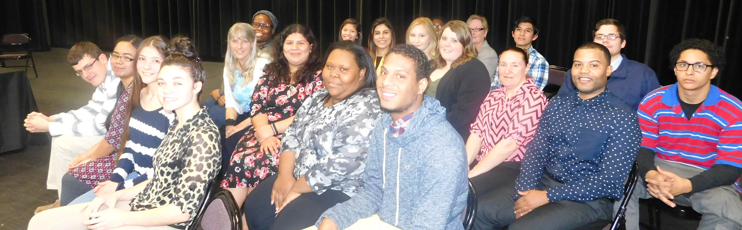 CCCC's Phi Beta Lambda inducts newest members