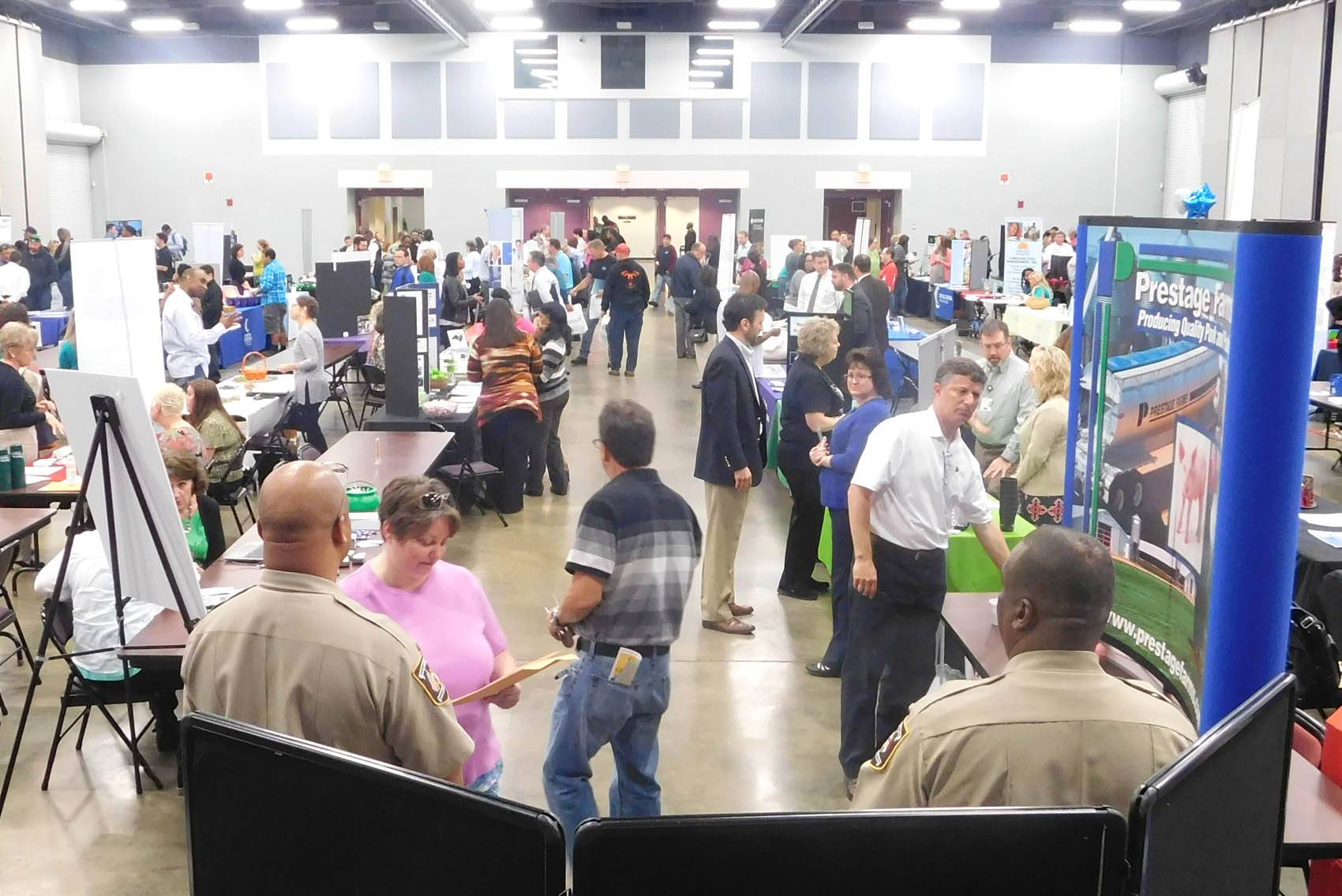 Read the full story, CCCC hosts Annual Career Fair