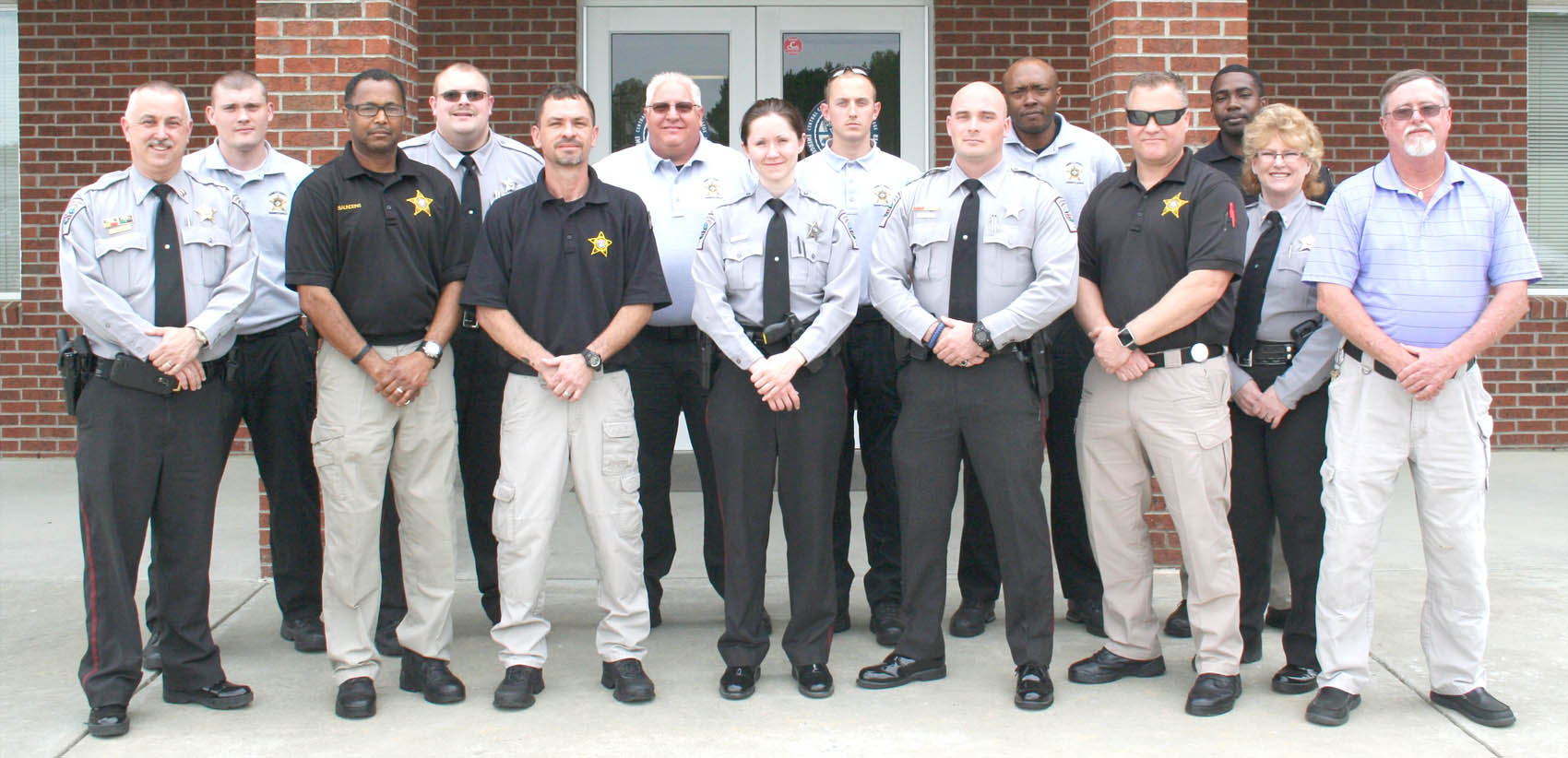 CCCC's Detention Officer School holds graduation