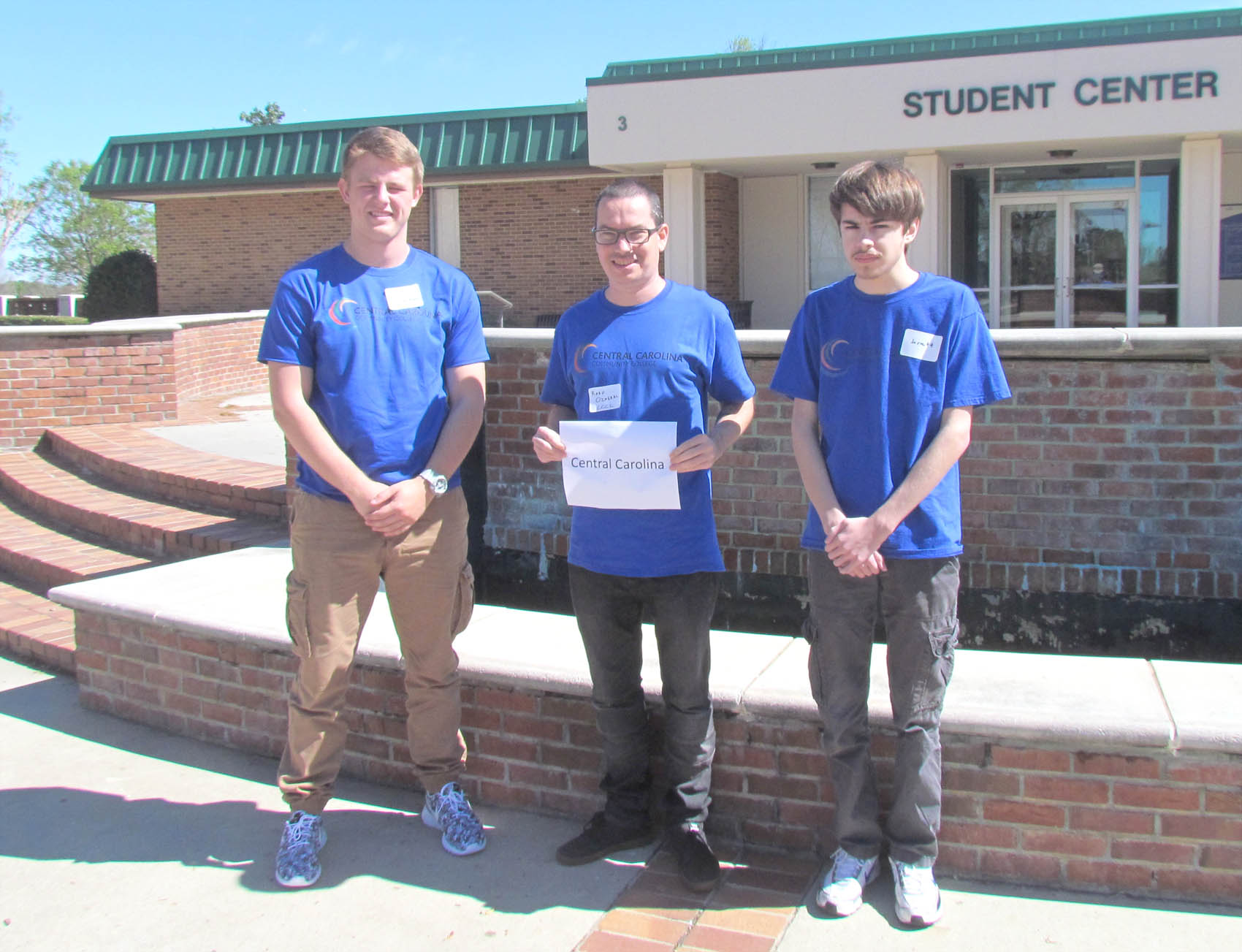 Read the full story, Two CCCC students compete in math tournament
