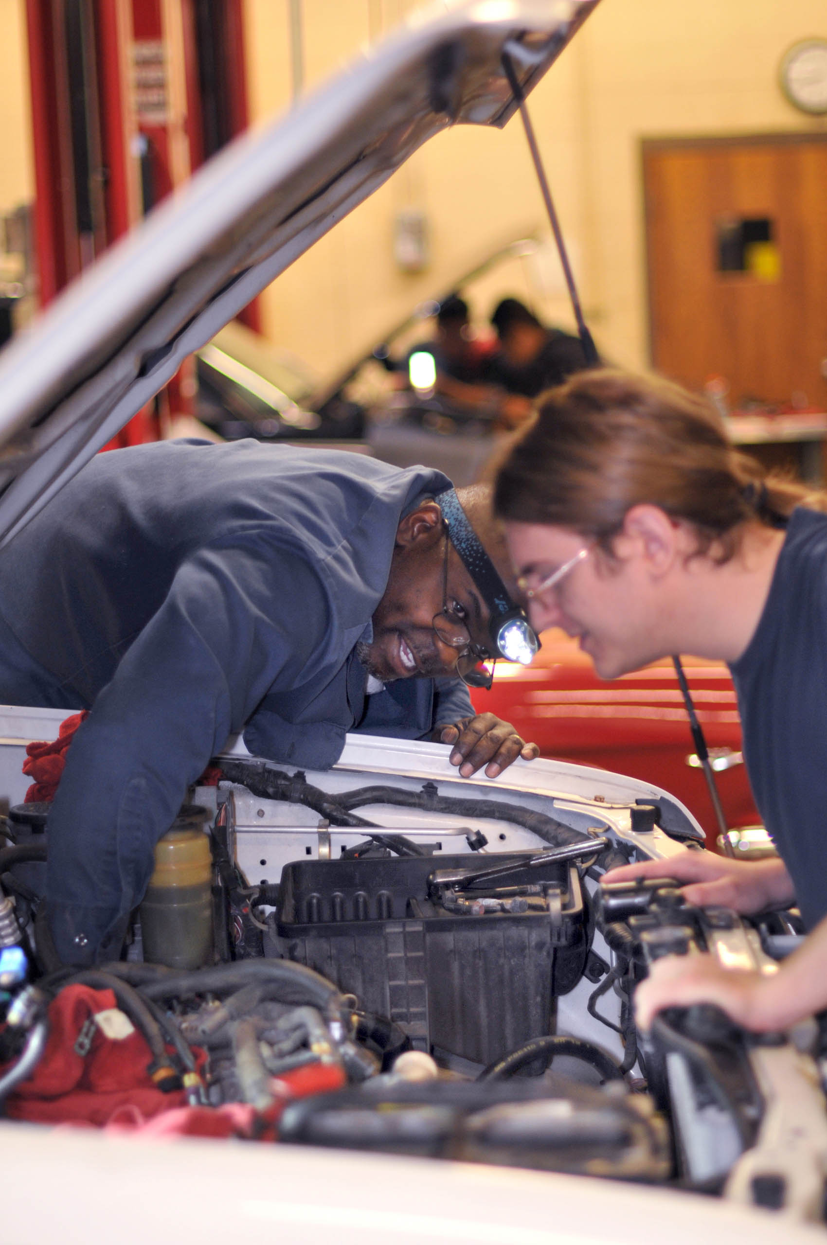 CCCC's Automotive Systems Technology program will be available at night
