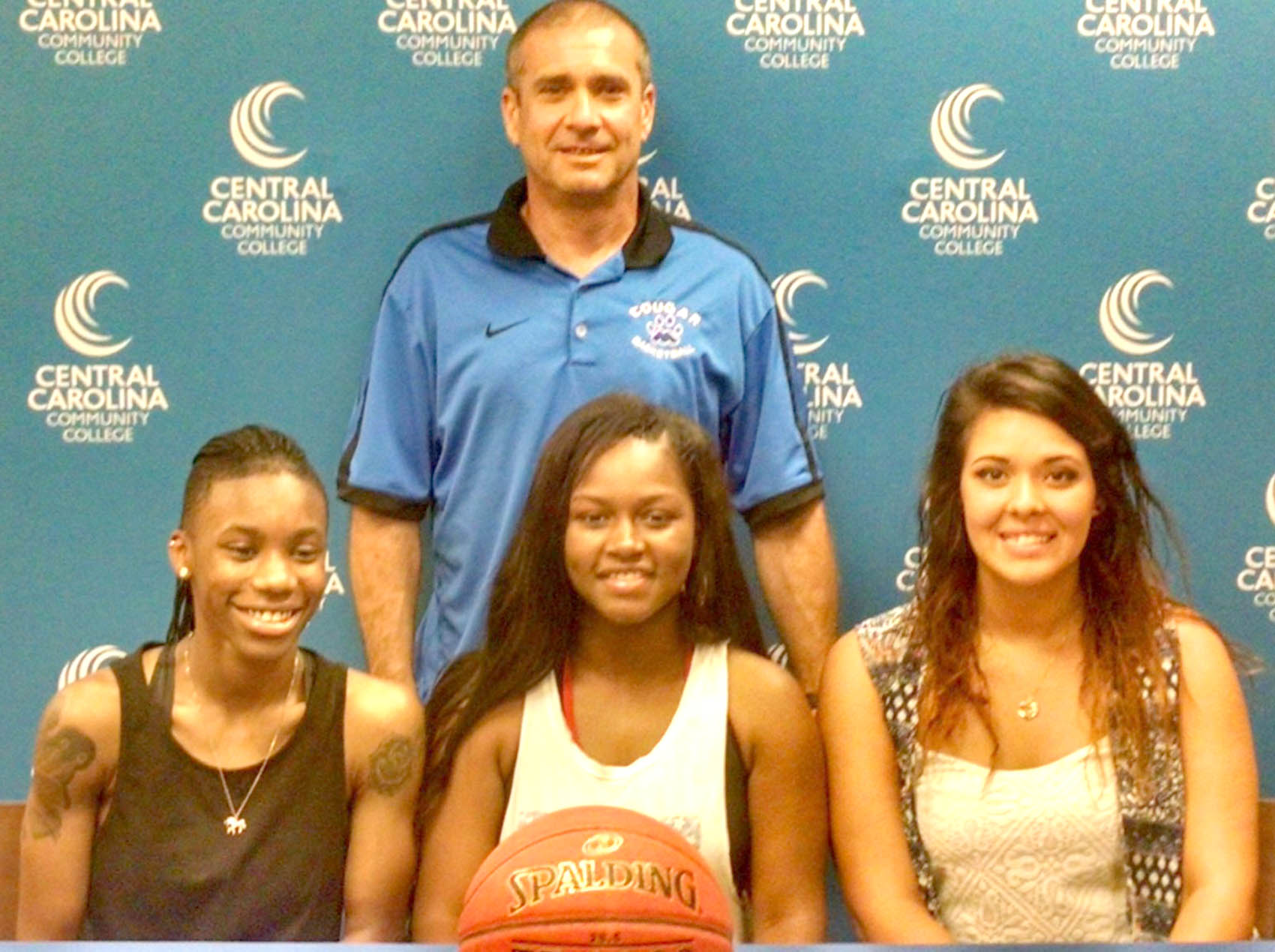 Read the full story, Three to join CCCC women's basketball program