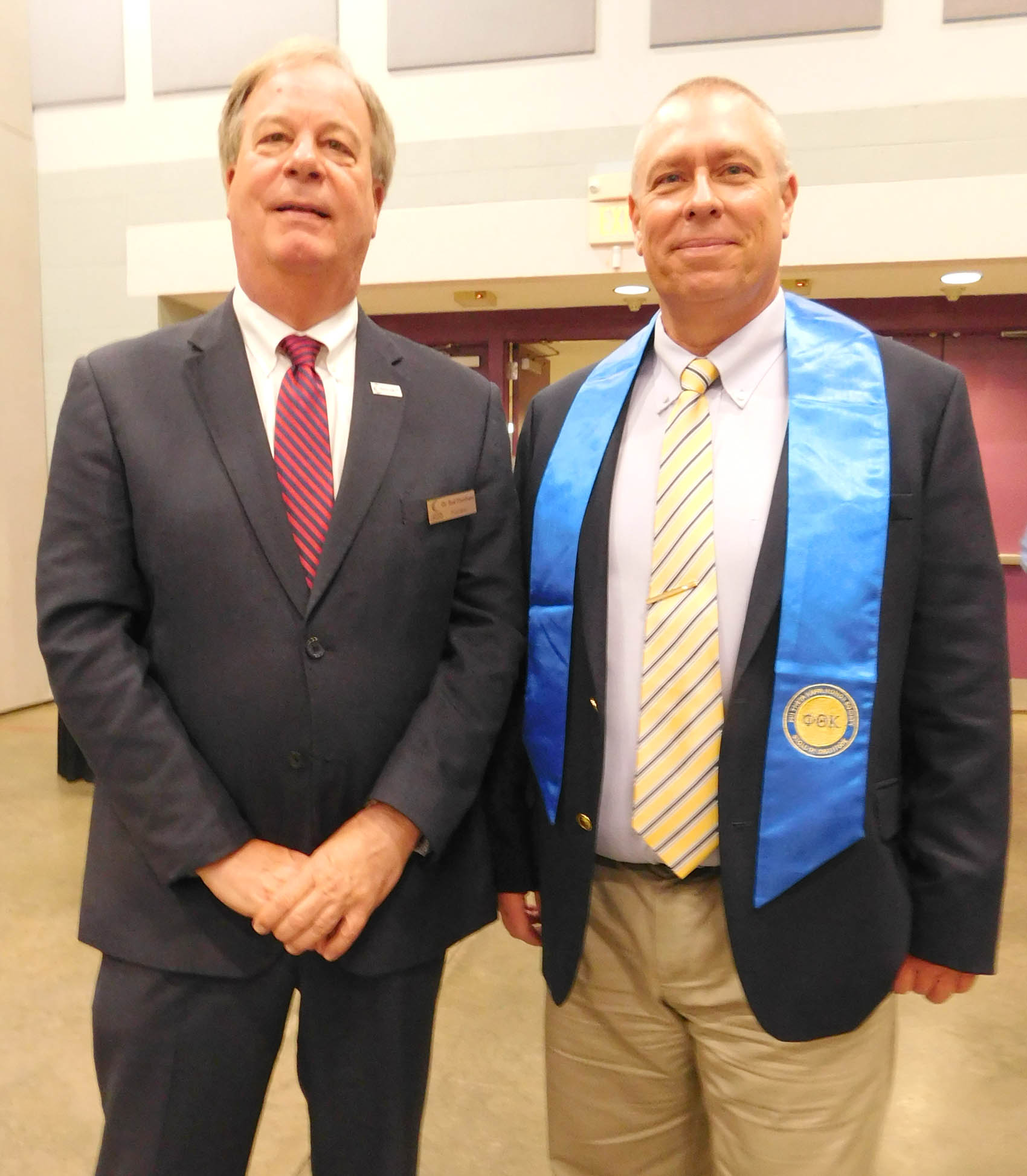 Read the full story, PTK going strong at CCCC