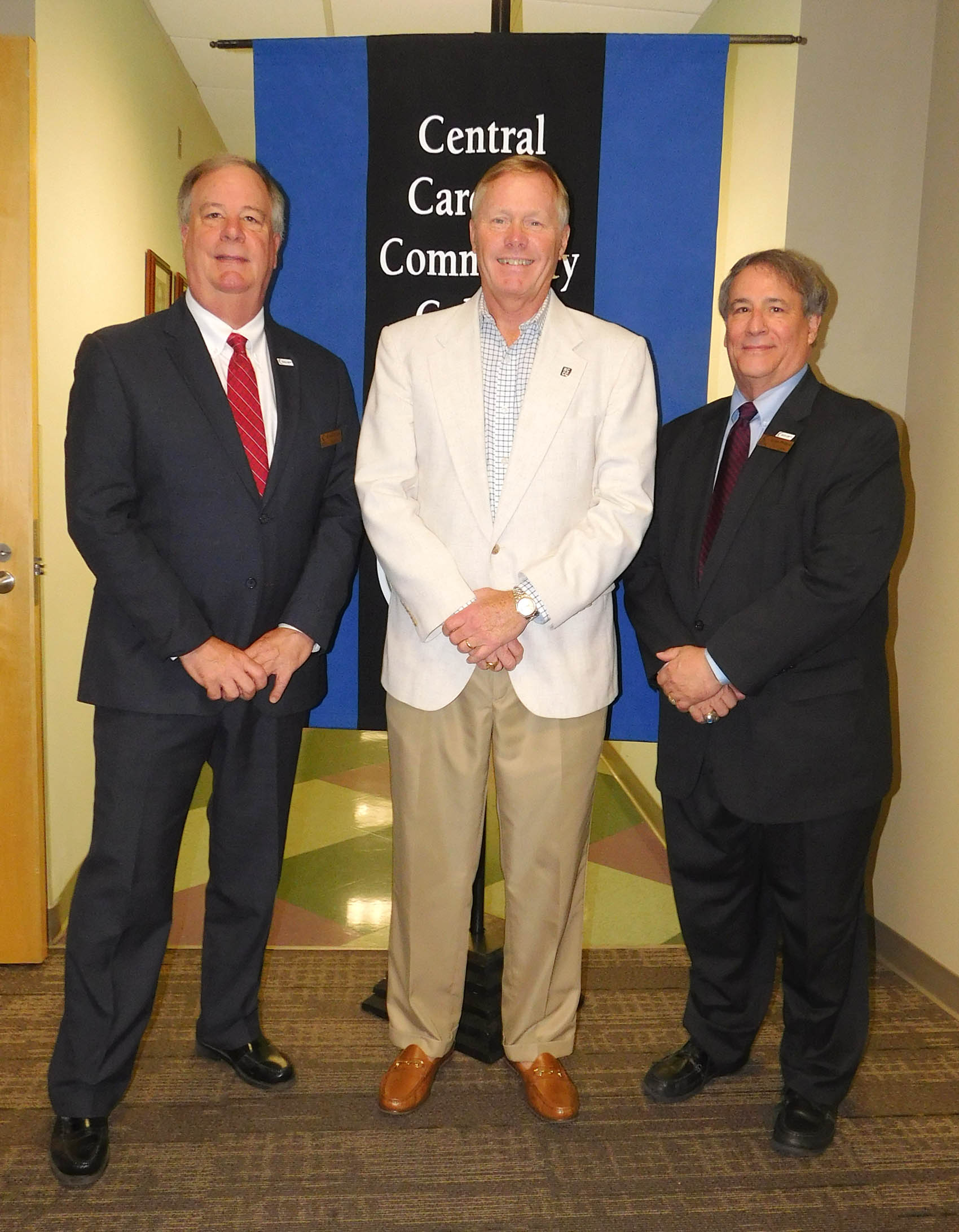 Read the full story, CCCC hosts State Board Member Bill McBrayer