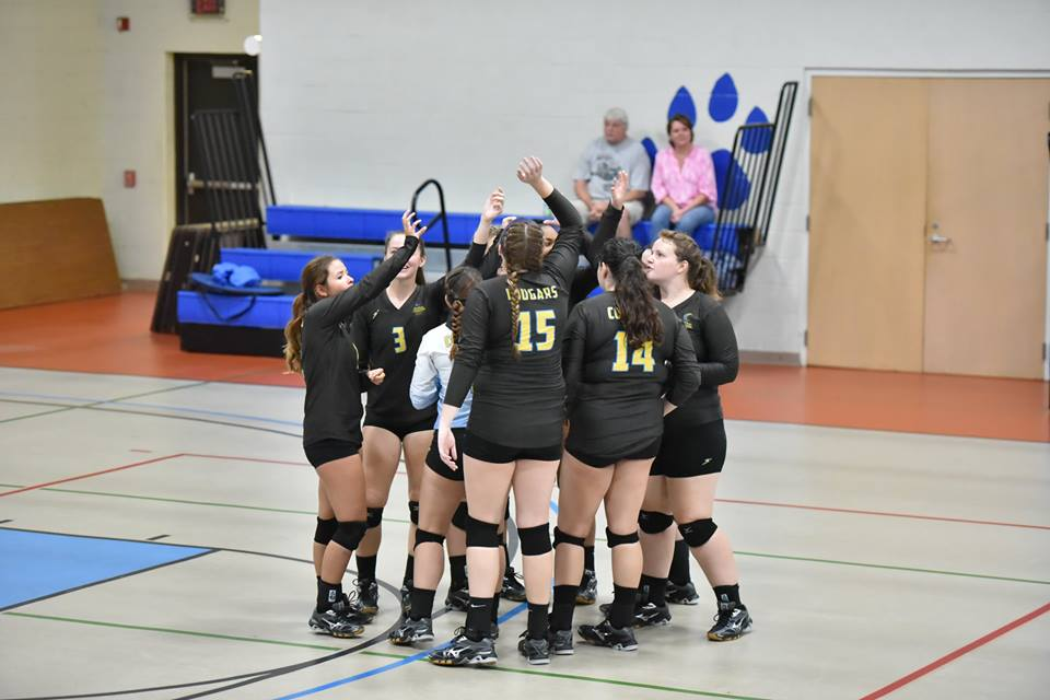 Read the full story, CCCC hosts volleyball tournament