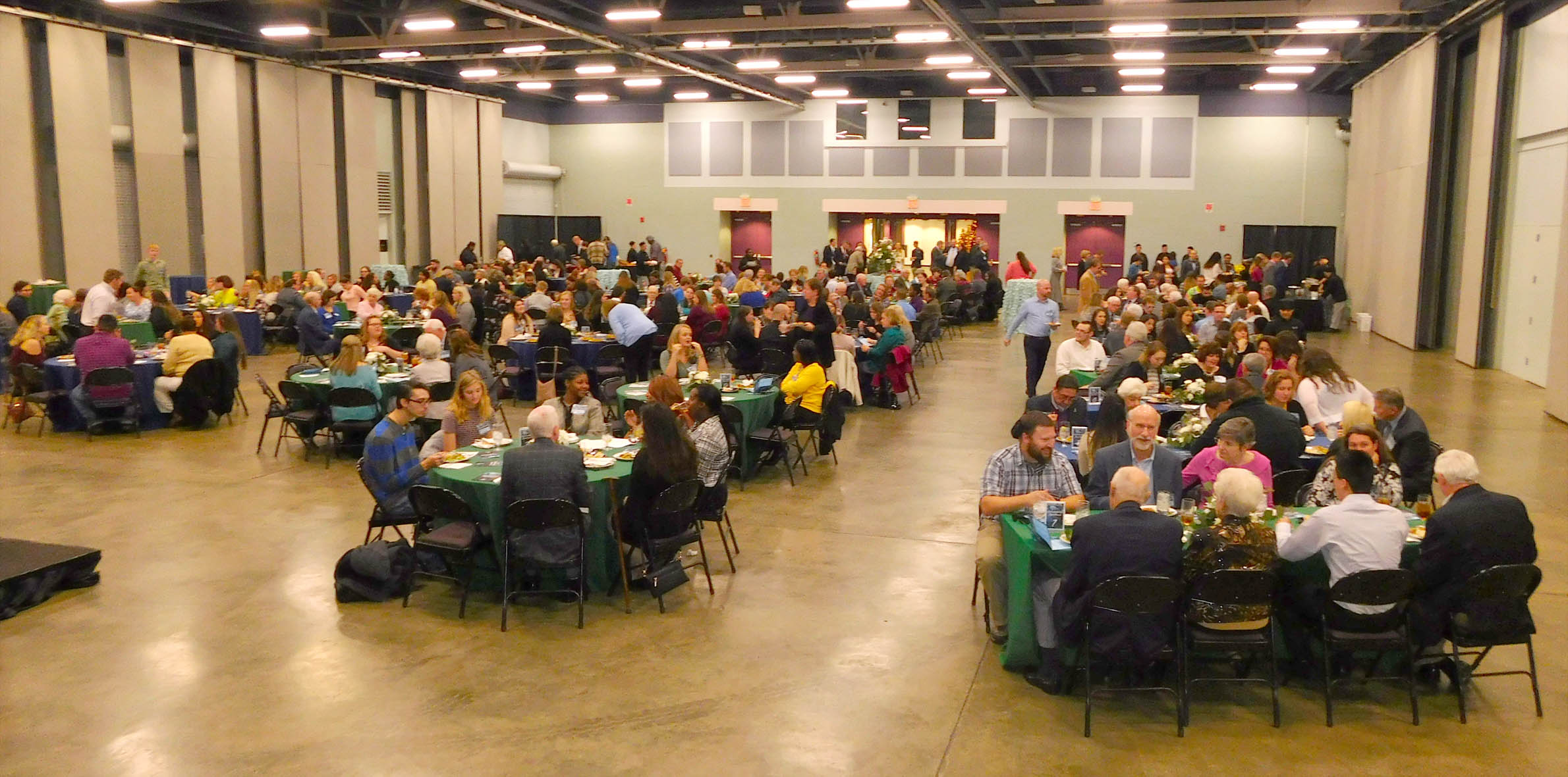 Click to enlarge,  Central Carolina Community College's Scholarship Luncheon was held on Wednesday, Nov. 15, at the Dennis A. Wicker Civic Center.