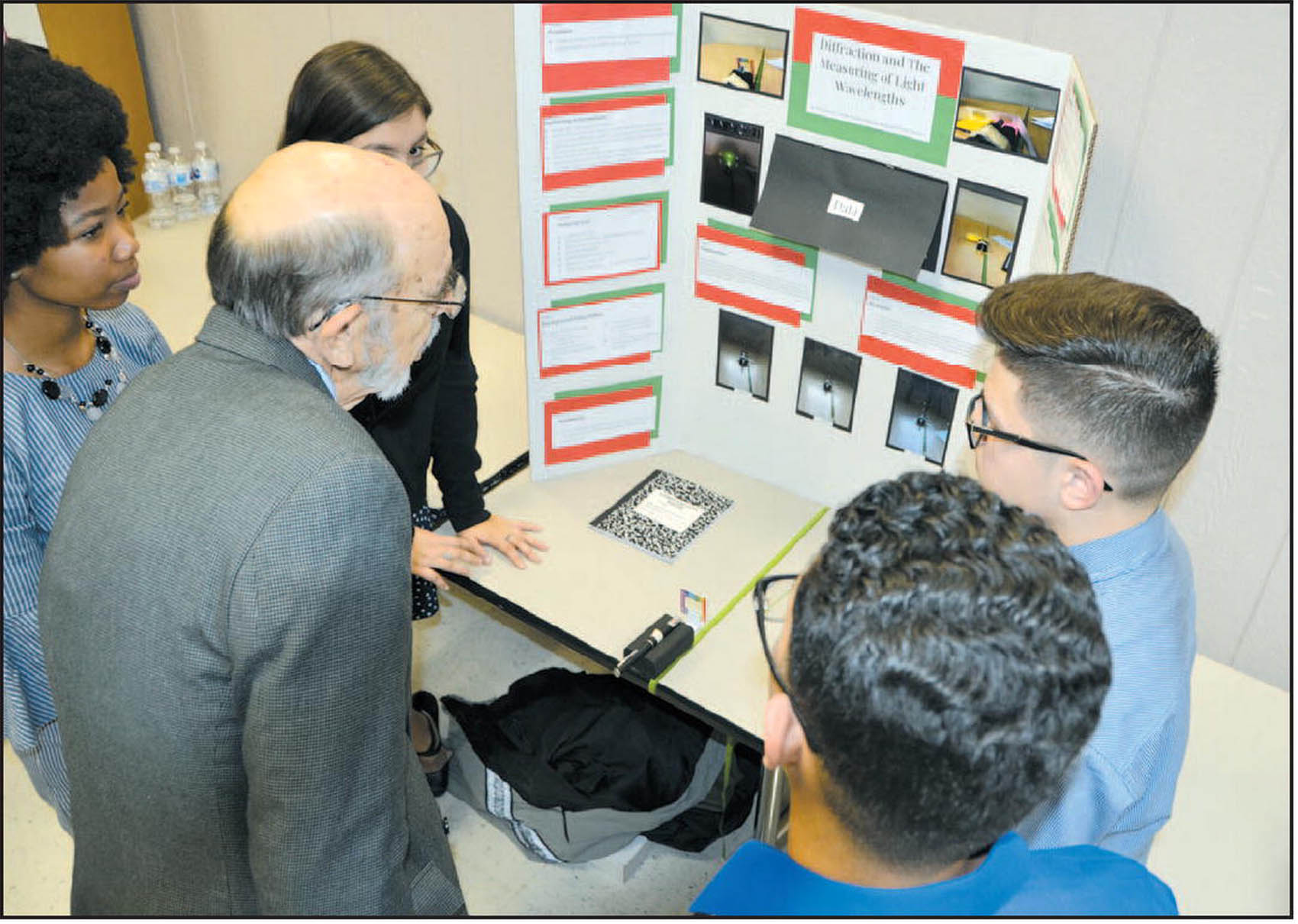 Read the full story, CCCC Laser Club hosts inaugural event