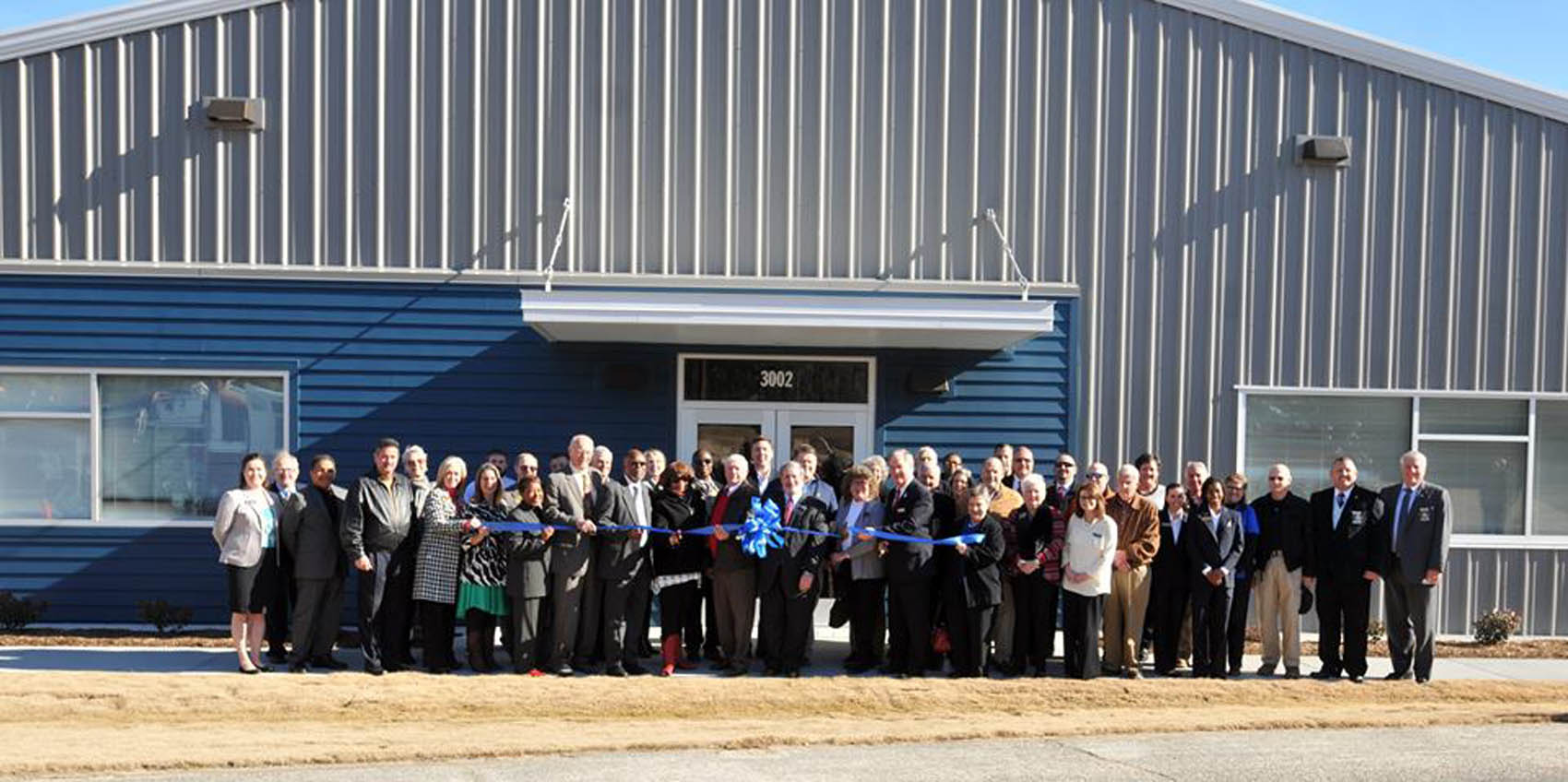 CCCC holds ribbon cutting for new ESTC facility