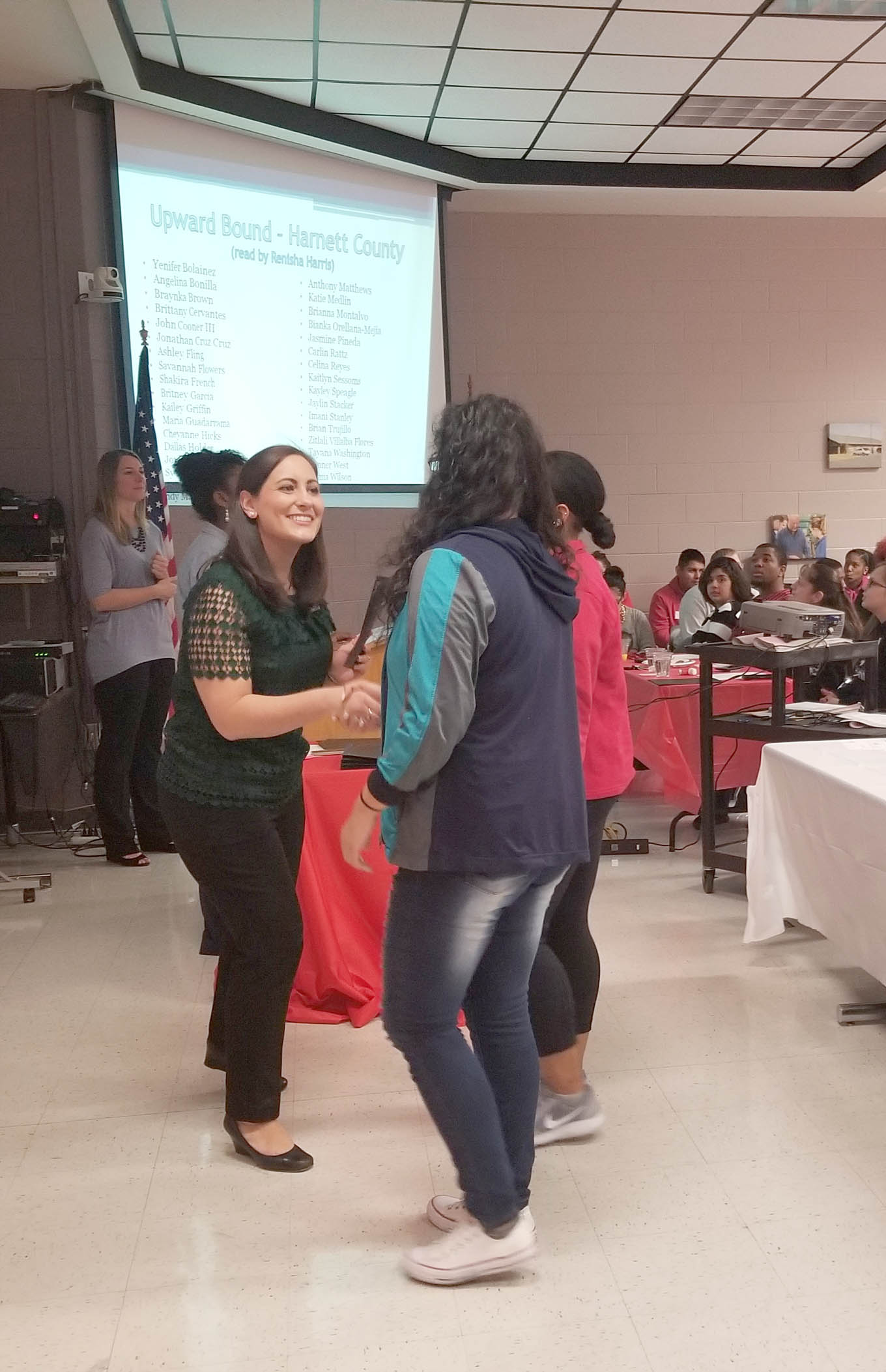 Upward Bound programs welcome new students