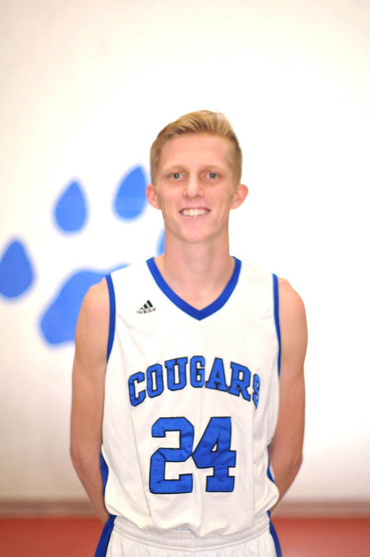 Click to enlarge,  Trey North of Central Carolina Community College has received National Junior College Athletic Association (NJCAA) Region X honors.