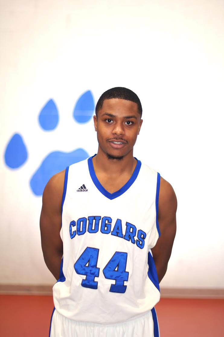 Click to enlarge,  Central Carolina Community College's David Thompson has been named to the National Junior College Athletic Association (NJCAA) Division III Third Team All-America Team.