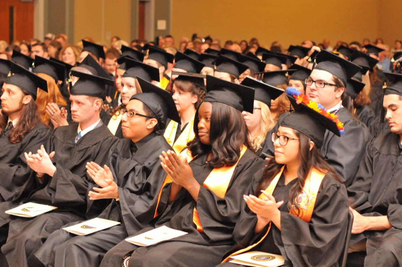 Click to enlarge,  The Central Carolina Community College Class of 2018 has approximately 741 students -- including those expected to graduate after attending summer classes, who are expected to receive 811 credentials (associate degrees, diplomas, and certificates).