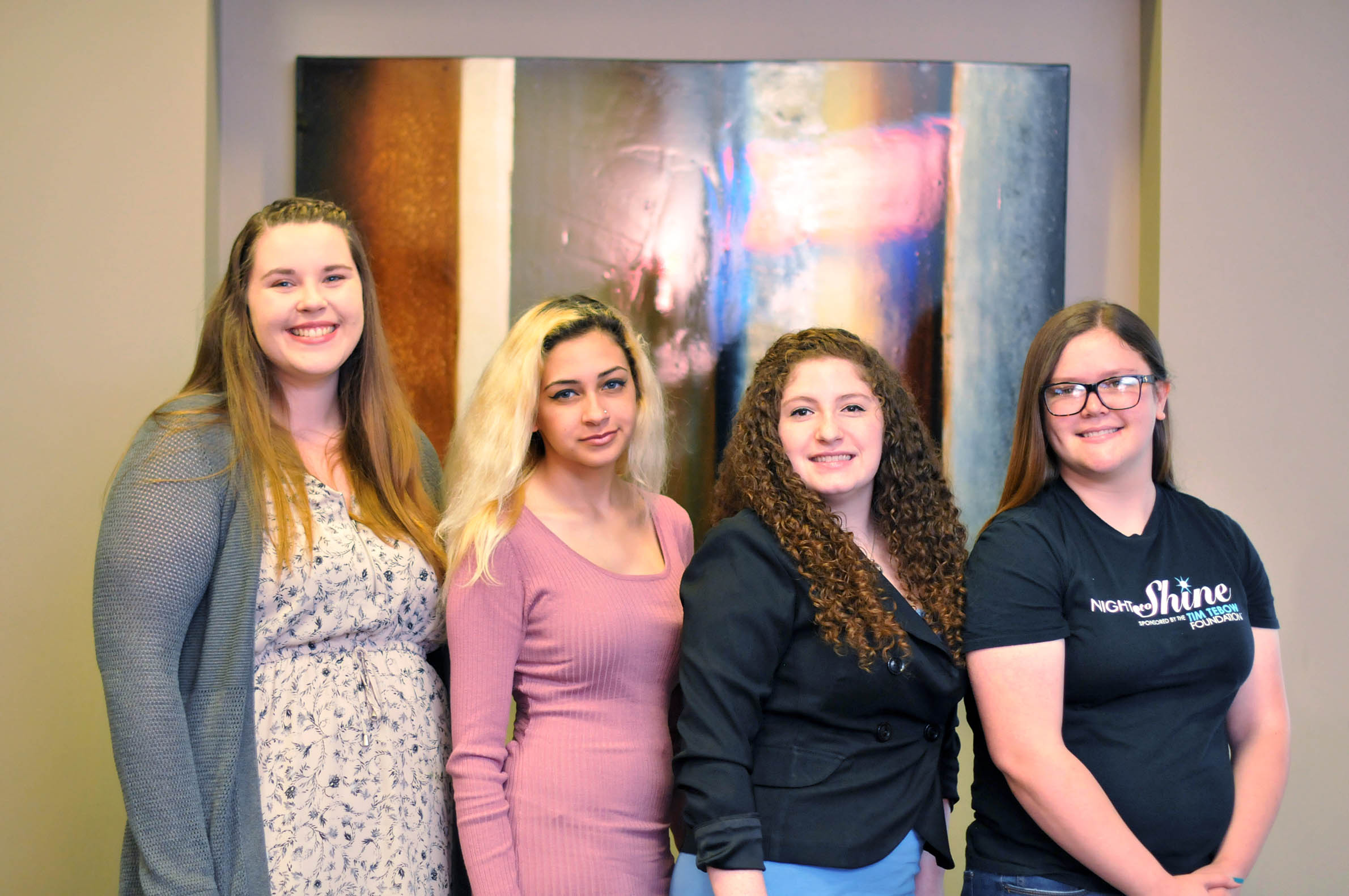 Read the full story, Four CCCC students chosen for UNC Greensboro scholarship awards