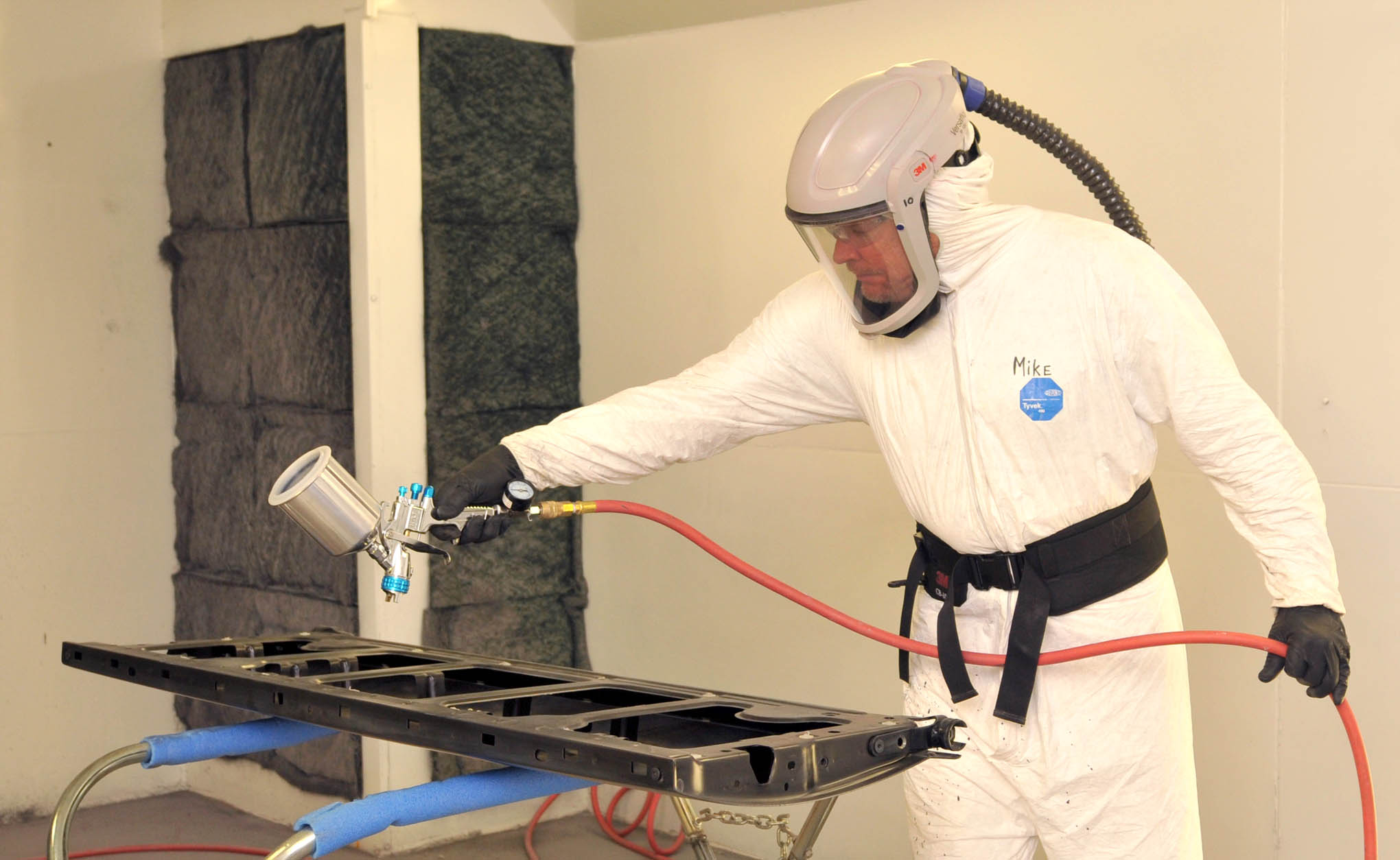 CCCC offers Collision Repair and Refinishing Technology