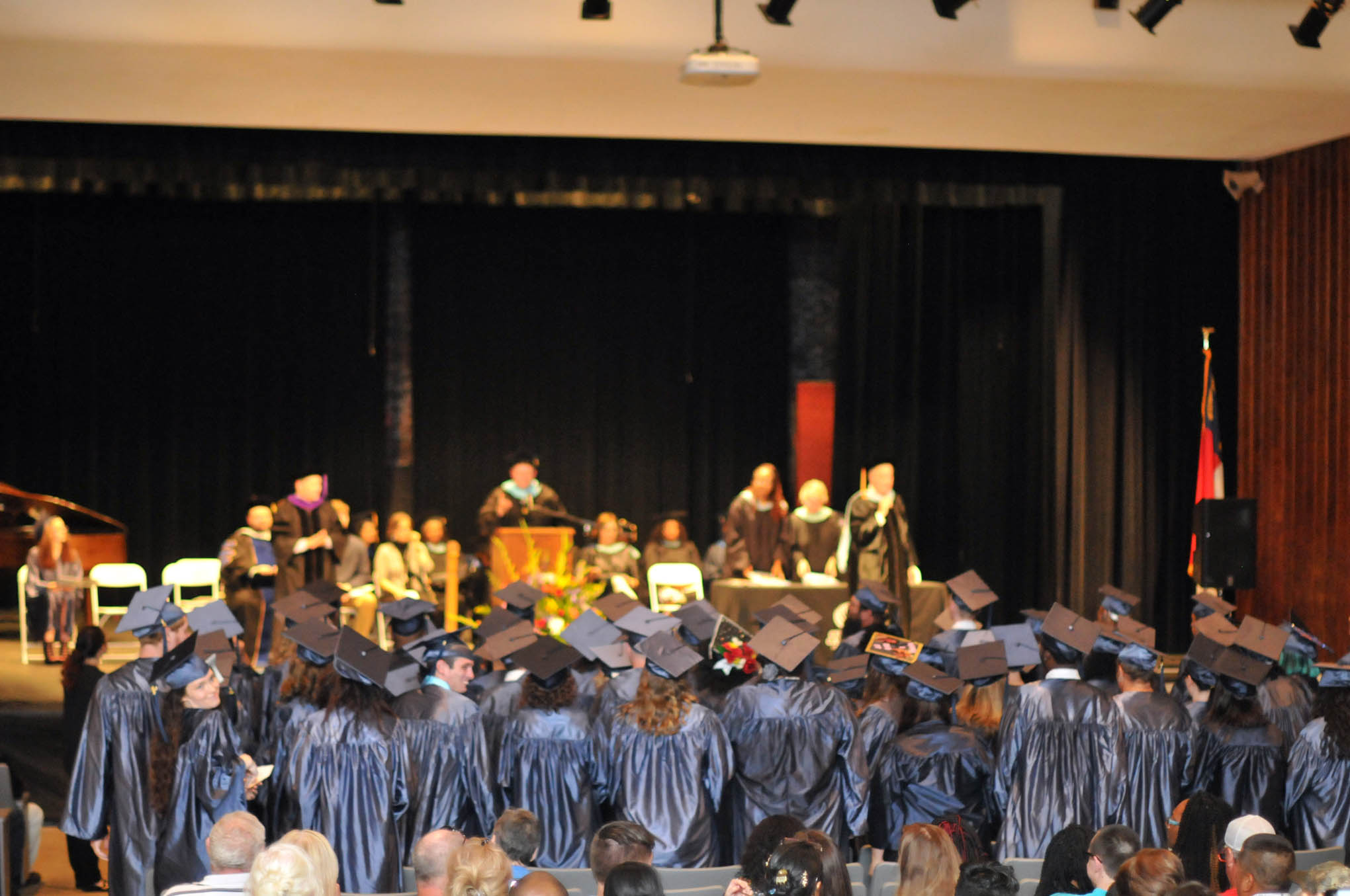 Read the full story, CCCC holds College and Career Readiness graduation