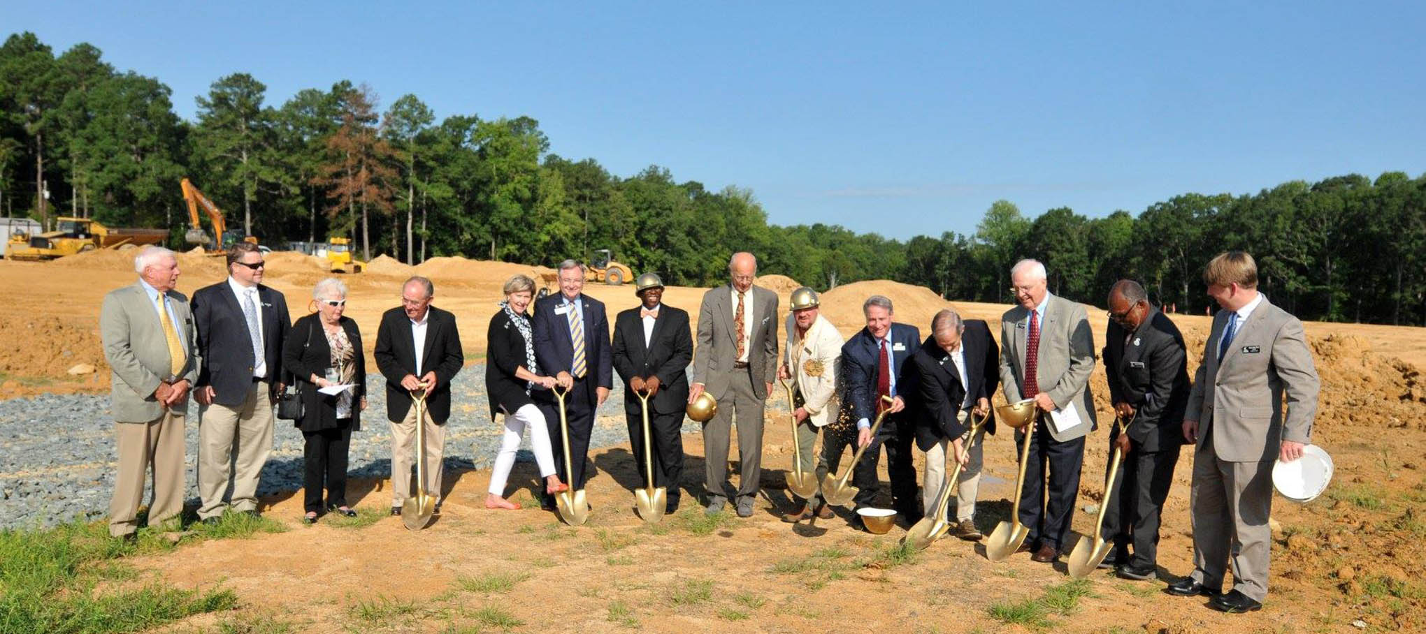 CCCC holds groundbreaking event in Chatham County