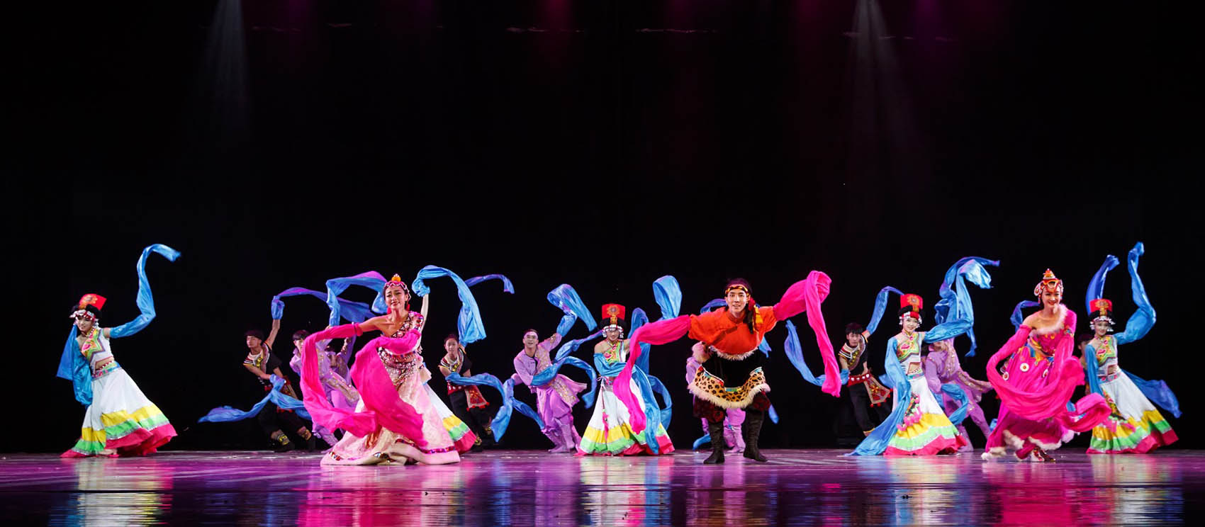 "Click to enlarge,  ""Chinese Culture & Arts"" will take place at 7 p.m. on Monday, Oct. 15, at the Dennis A. Wicker Civic Center in Sanford. An arts troupe from South-Central University for Nationalities will perform dance, vocal, instrumental, and martial arts presentations. The event is presented by Central Carolina Community College's Confucius Classroom. Admission to the show is free. For more information on CCCC's Confucius Classroom, visit the college's website, www.cccc.edu/confucius."