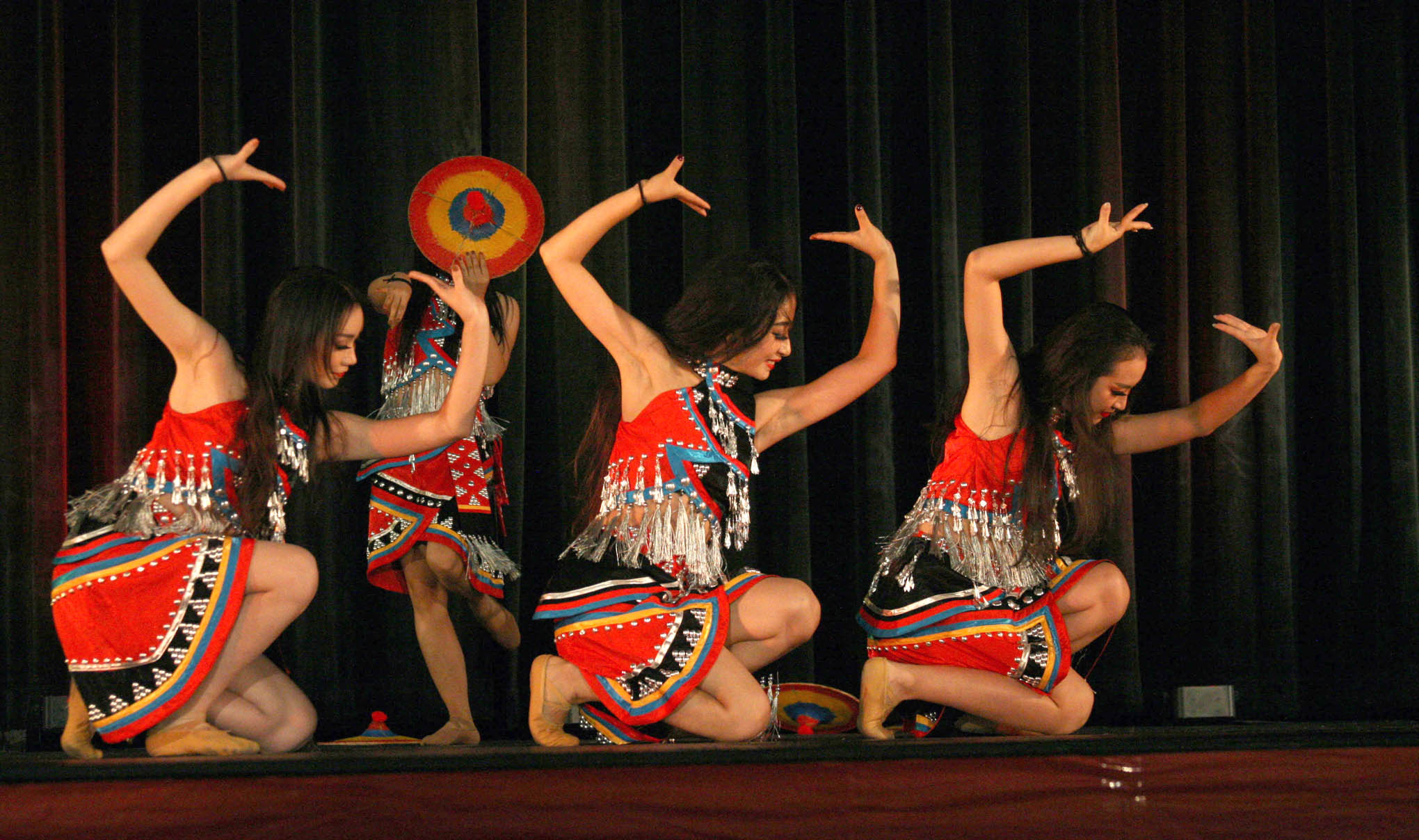 CCCC hosts Chinese cultural arts performance
