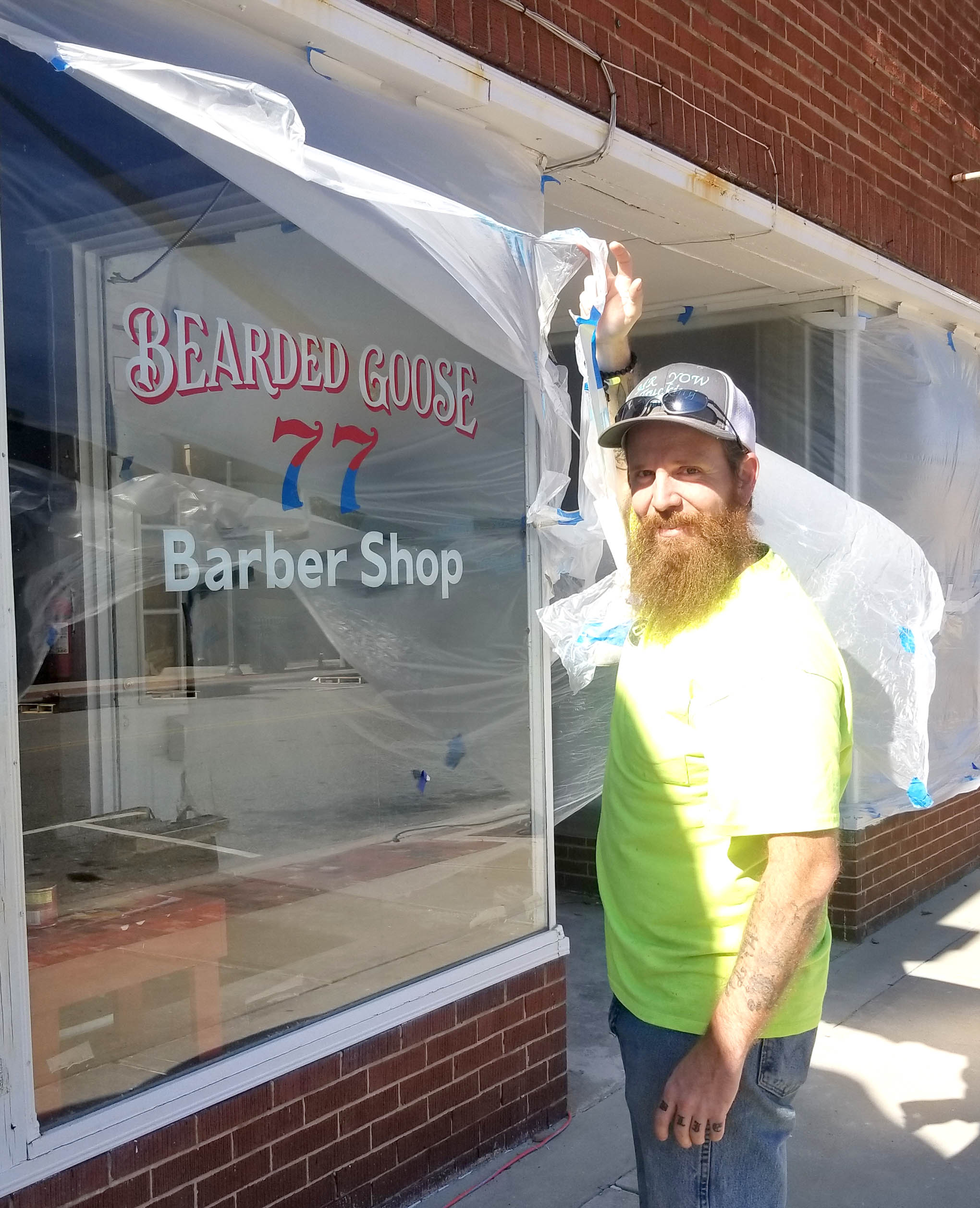 CCCC student will open barbering business