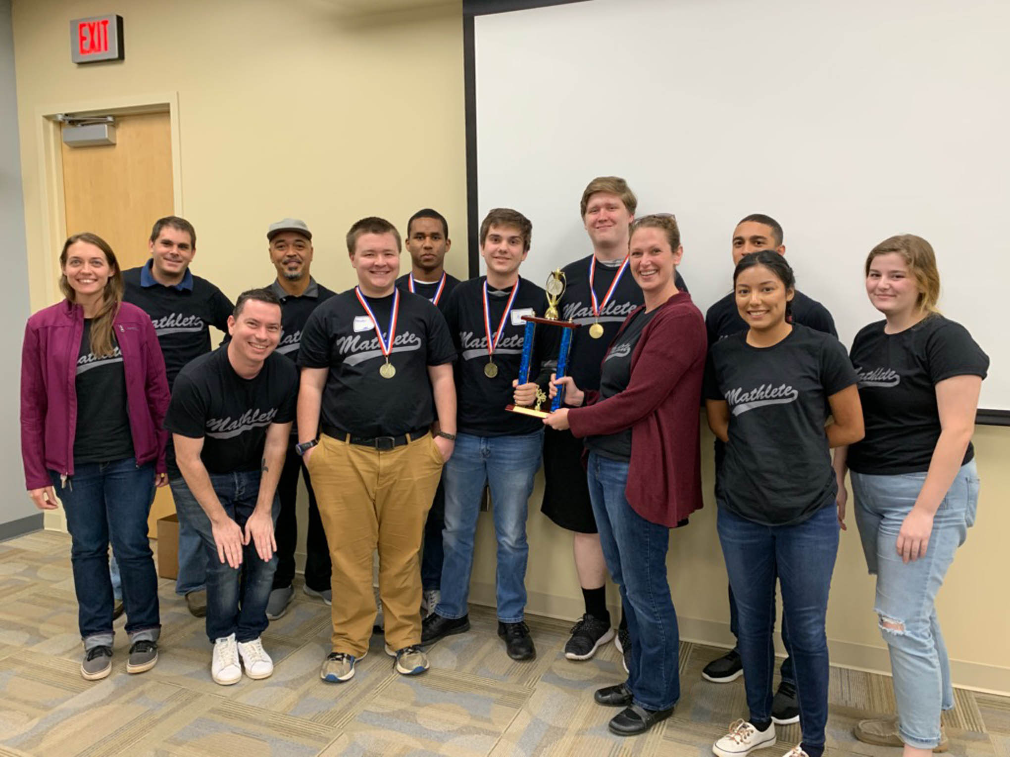 CCCC Math Club wins competition