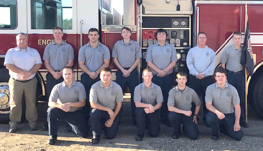 CCCC's Fire Academy holds graduation