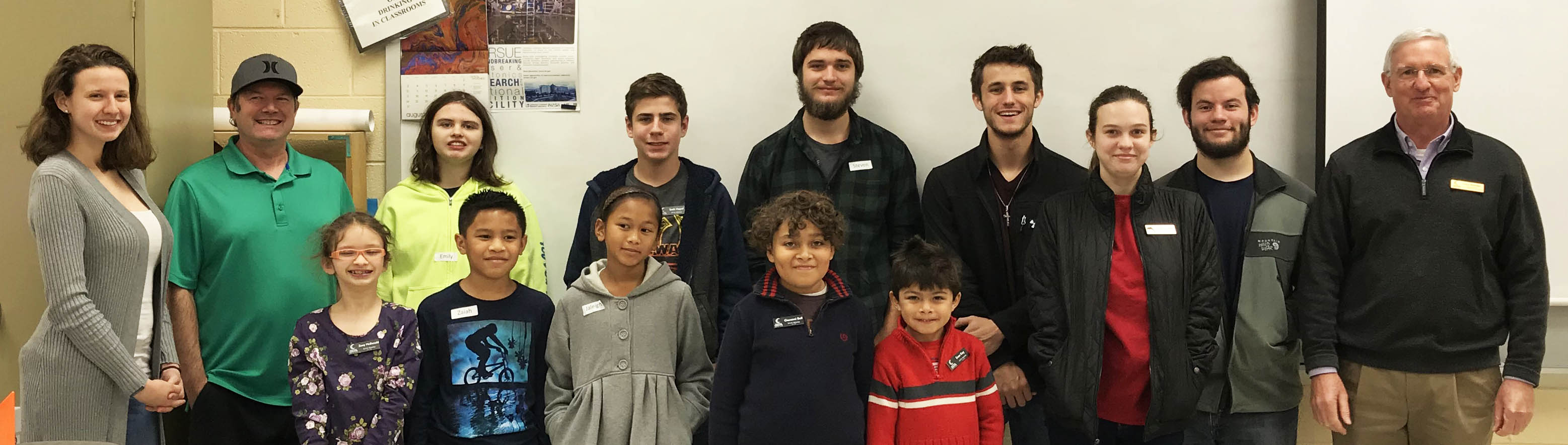 Read the full story, CCCC hosts youth lasers workshop