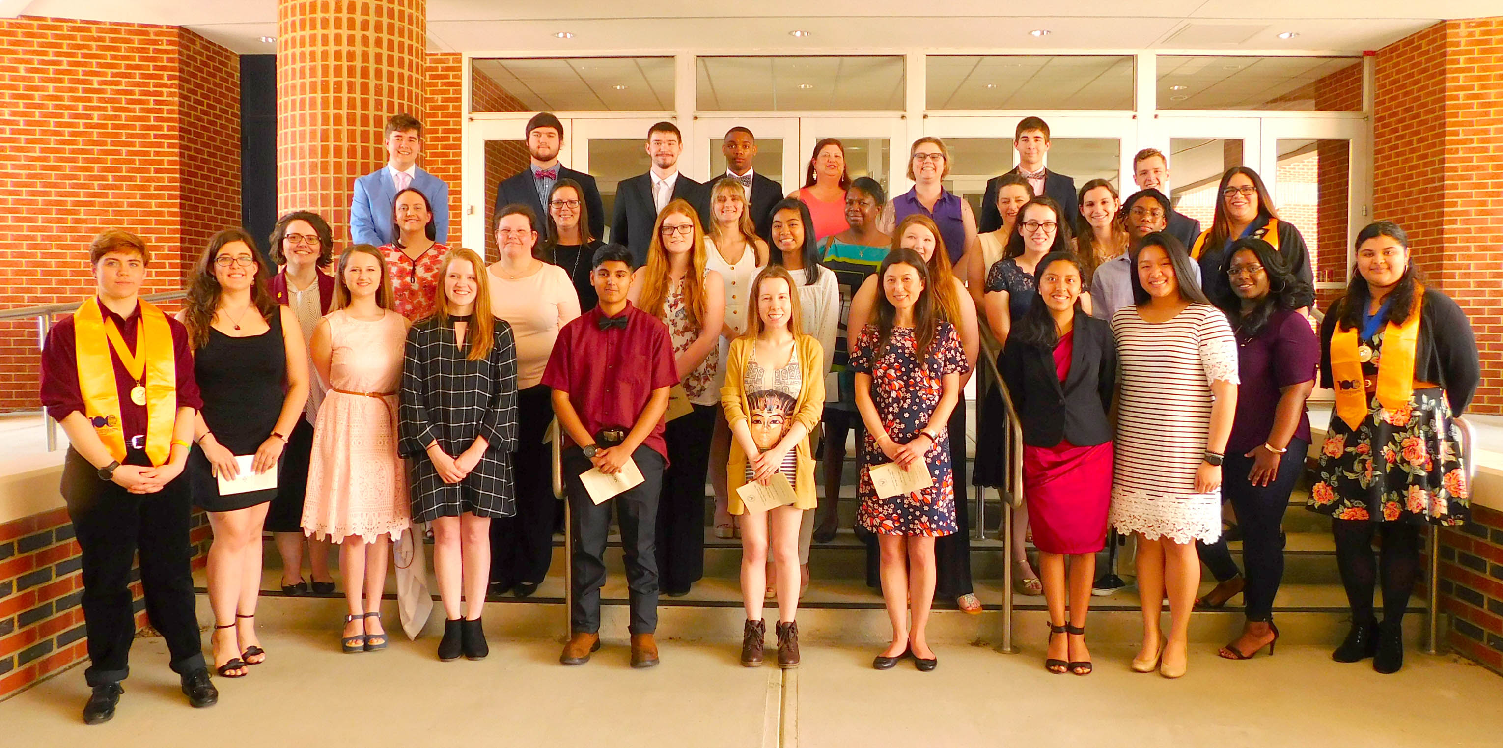 Read the full story, CCCC's Phi Theta Kappa holds induction ceremony