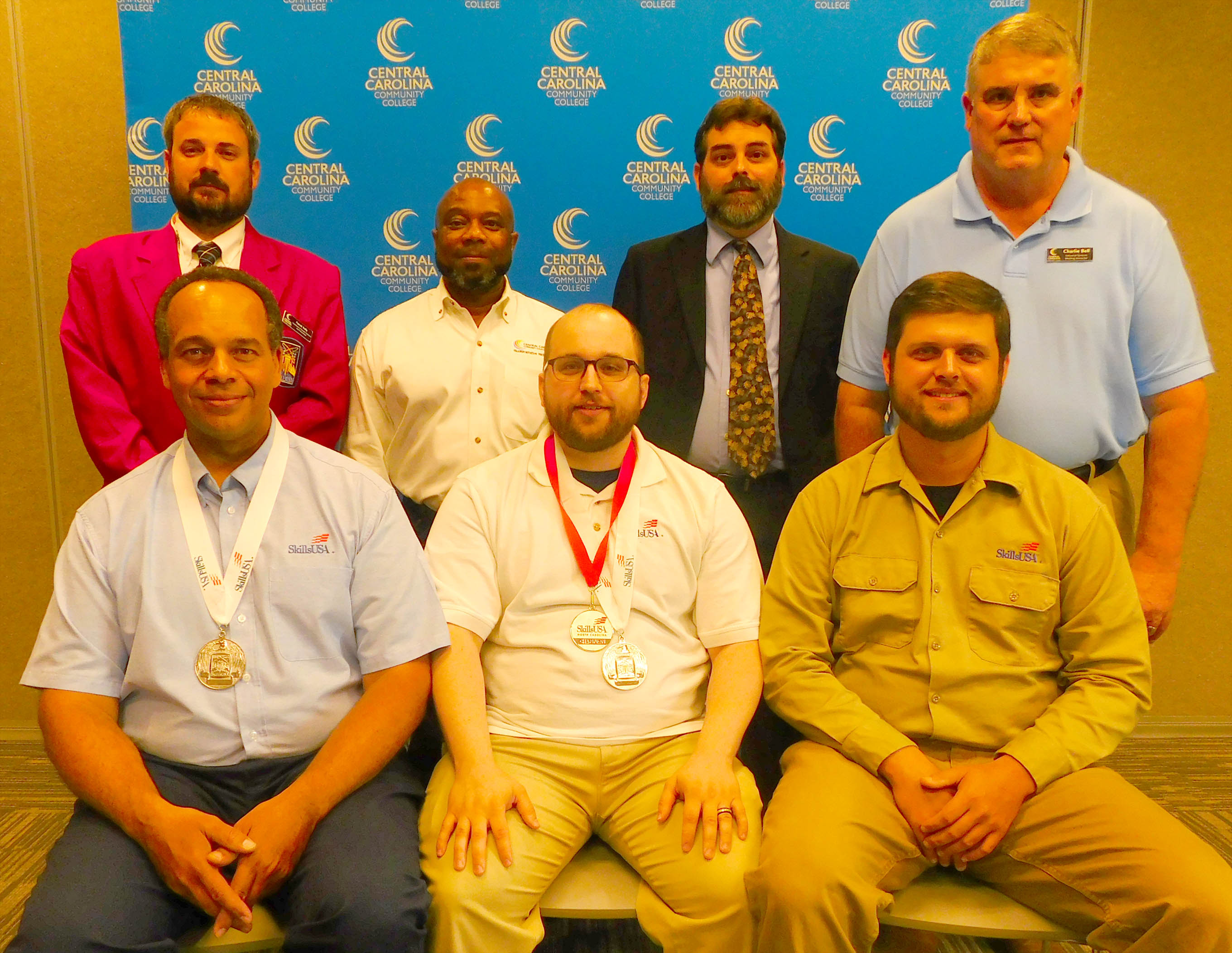 Read the full story, CCCC Trustees honor SkillsUSA students