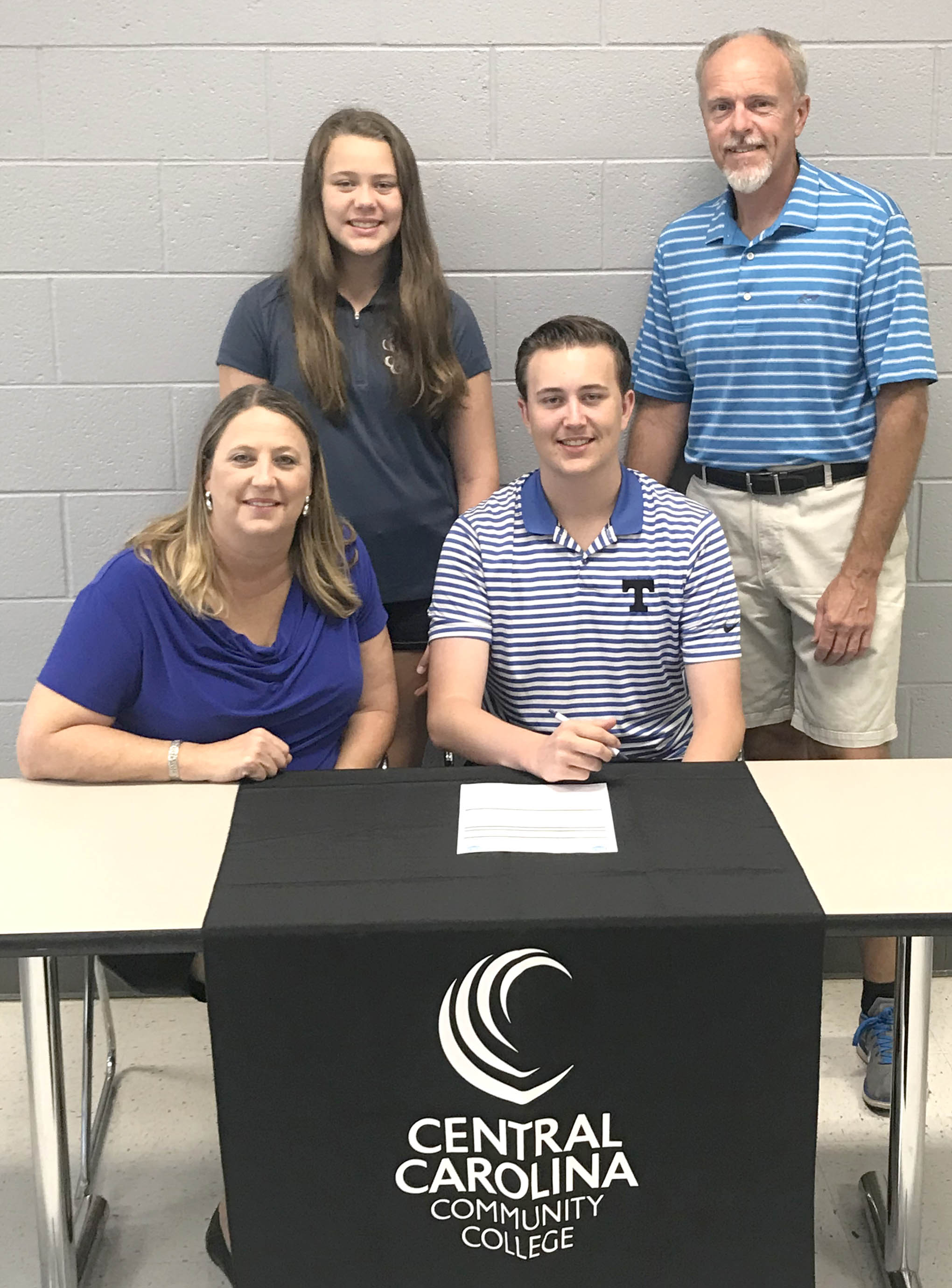 Lee Bass to join CCCC men's golf program