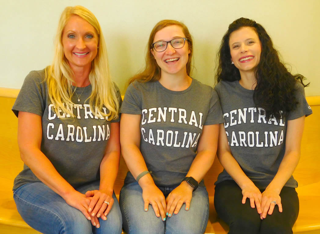 Read the full story, Three CCCC students chosen for Duke program