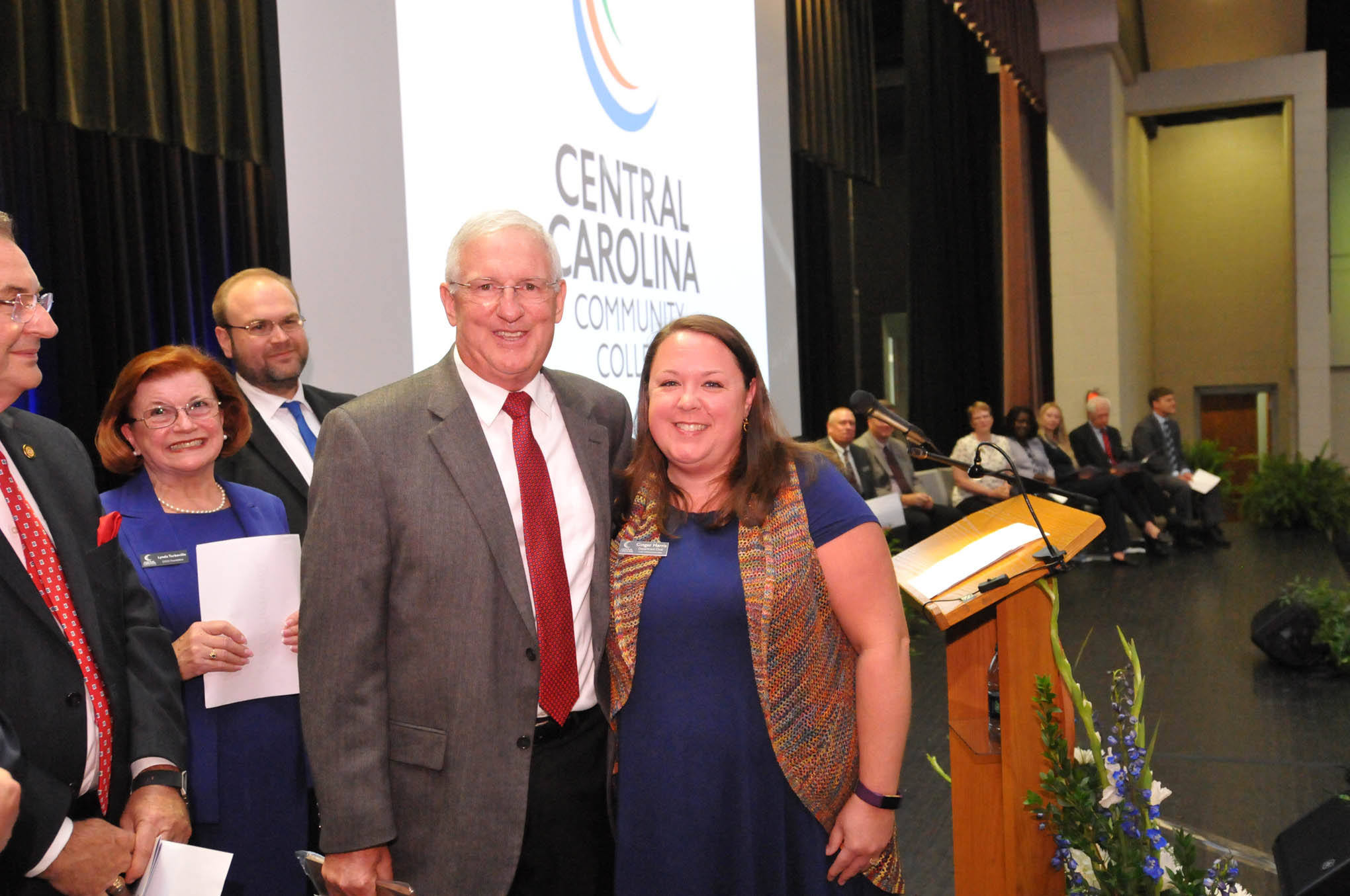 CCCC announces awards during Convocation event