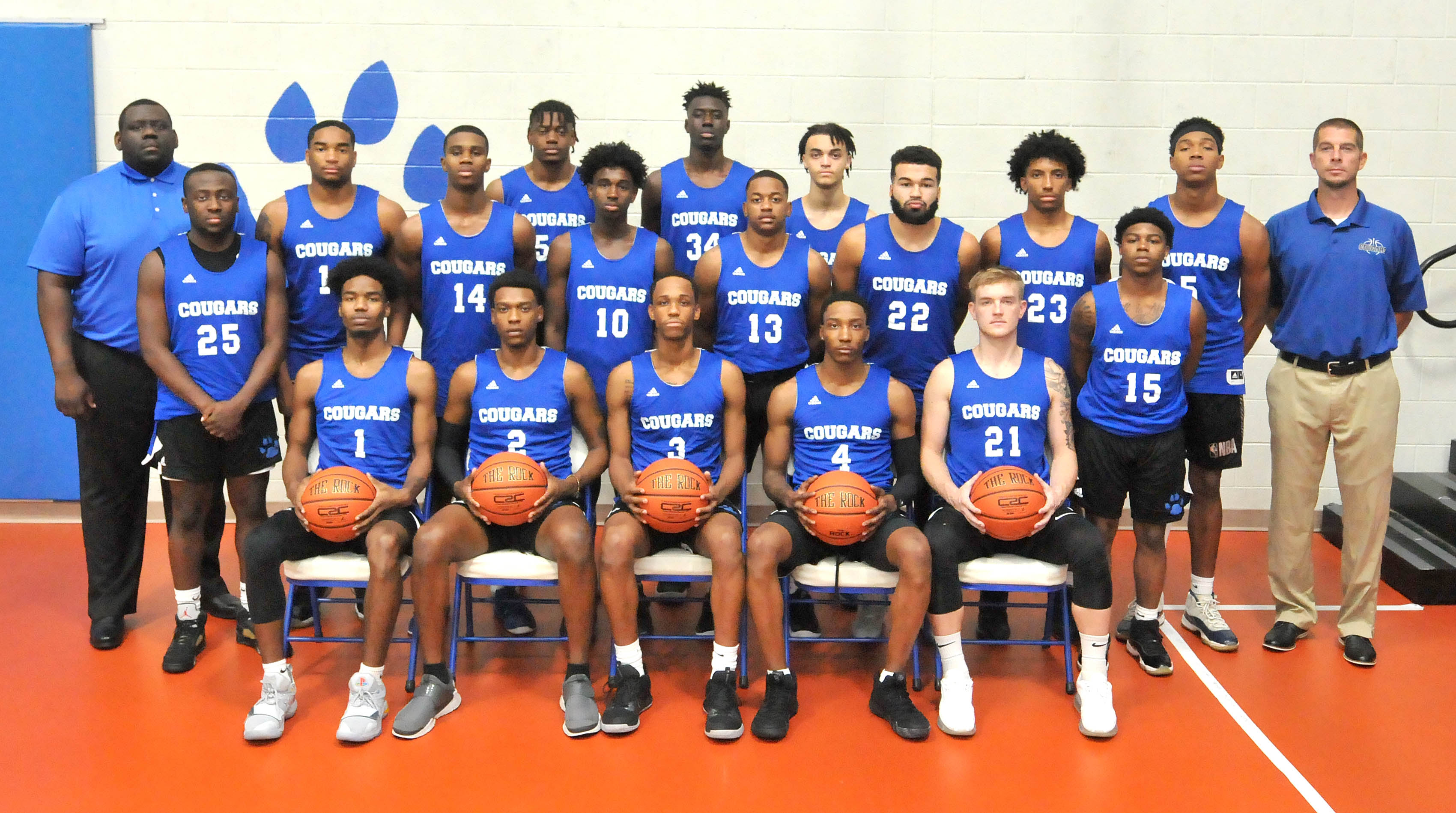 Read the full story, CCCC men's basketball ready for 2019-2020 season