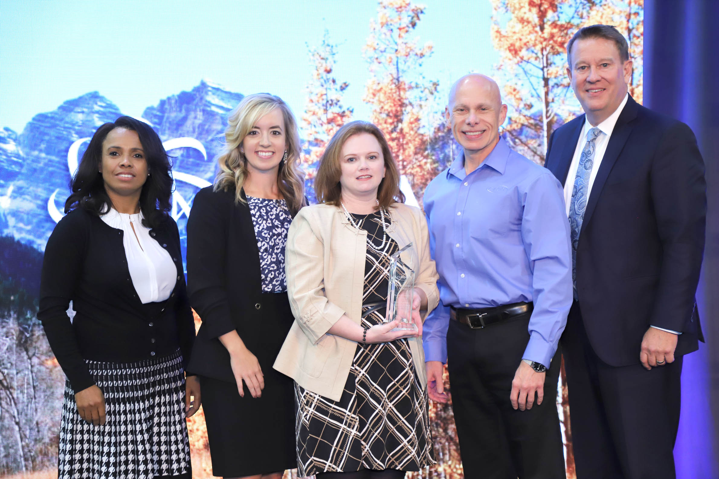 CCCC HR Department receives national award