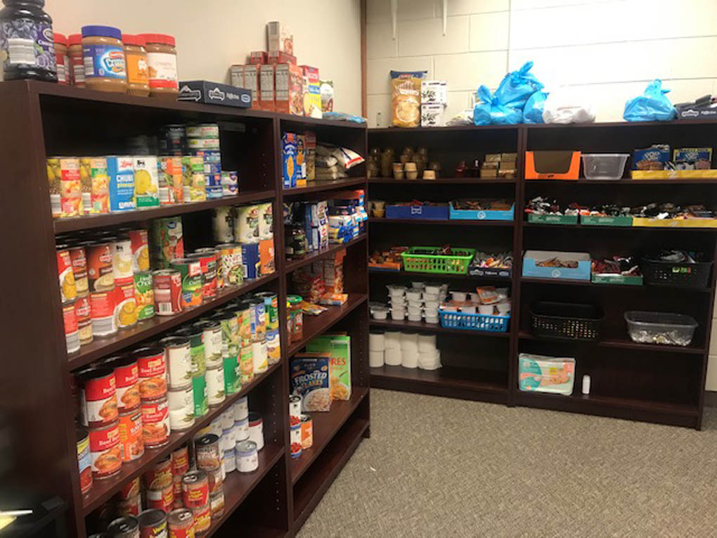 CCCC food bank helps students