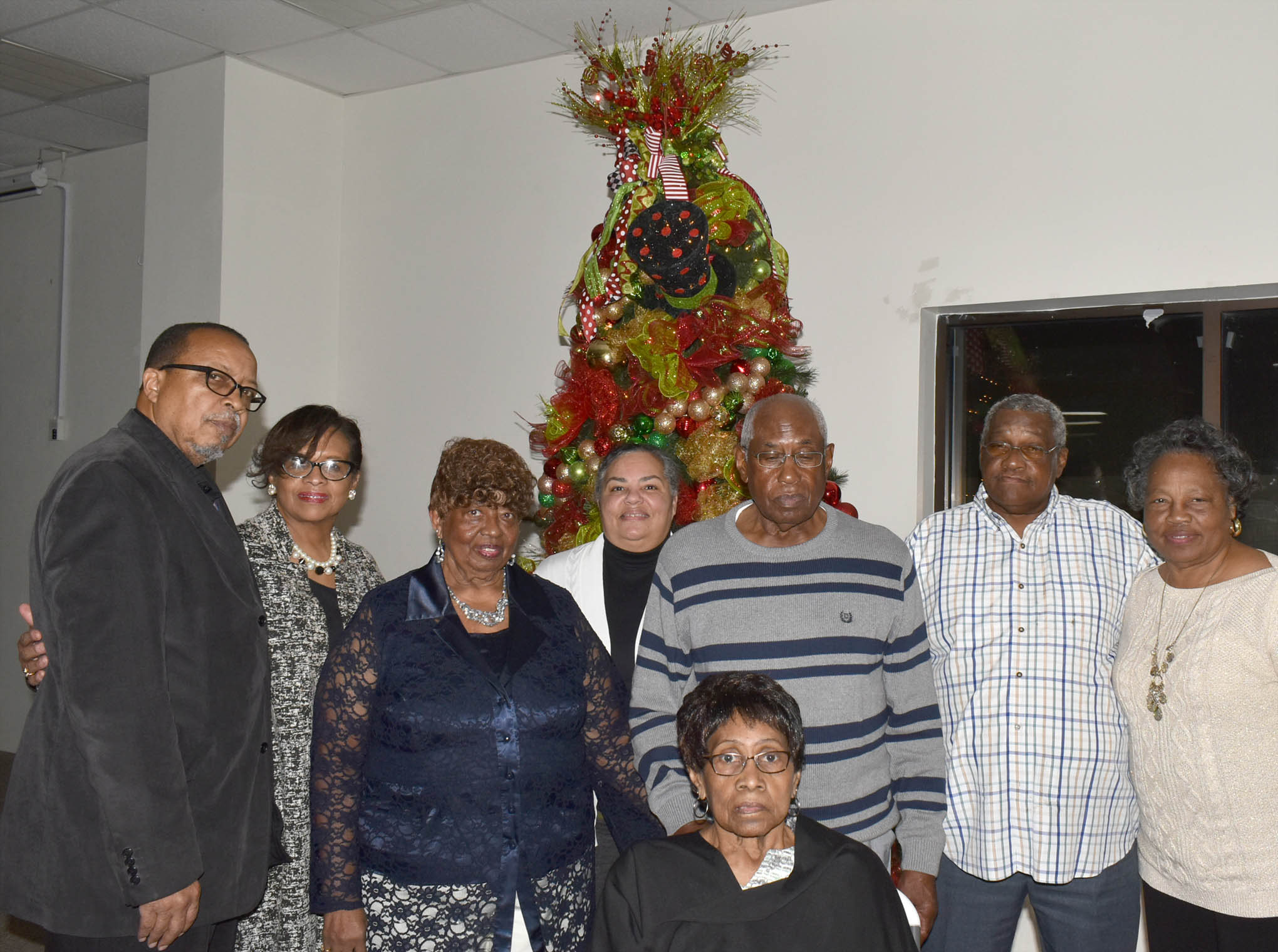 Read the full story, Senior Christmas Party held in Dunn