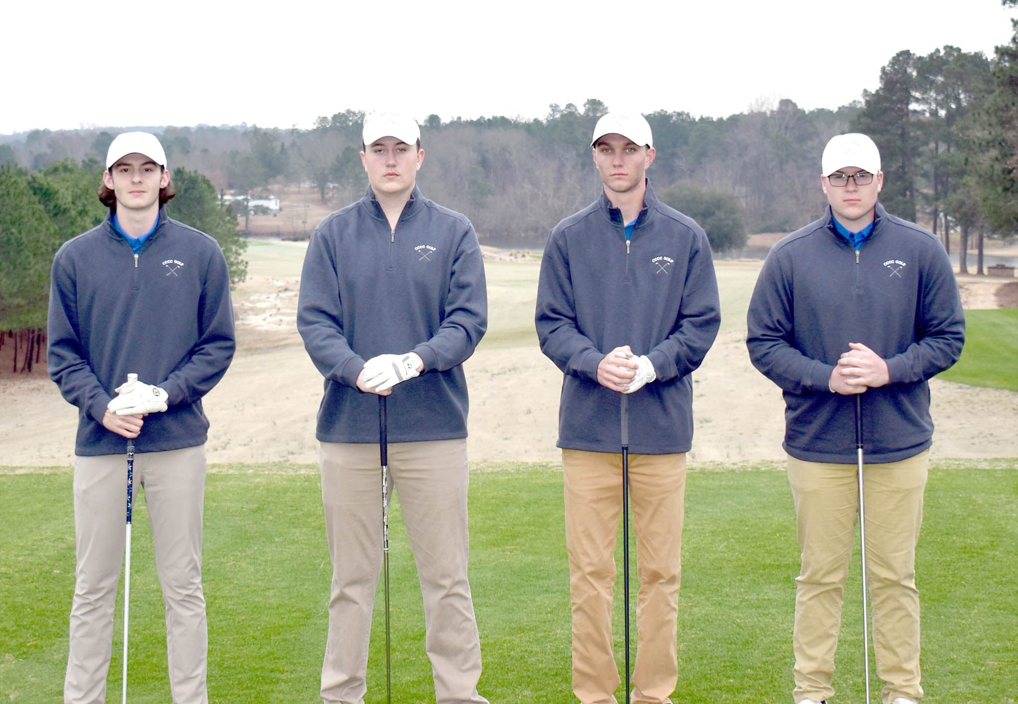 Read the full story, CCCC golf preparing for spring season
