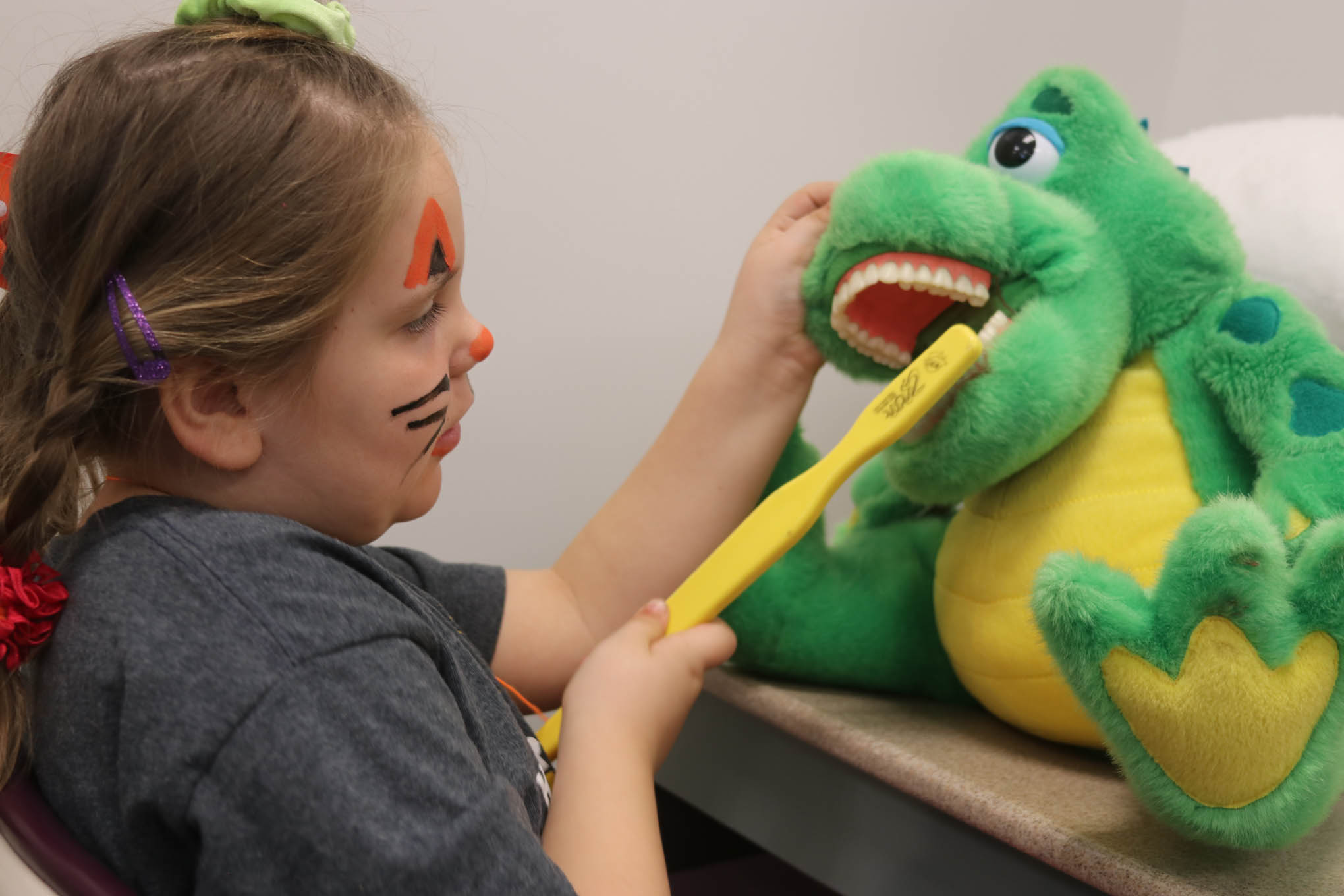 CCCC hosts Give Kids A Smile program