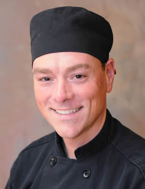 Click to enlarge,  Chef Gregg Hamm
