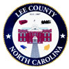 Lee County North Carolina Logo