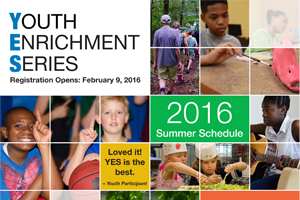 Summer Youth Enrichment Series (YES)
