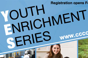 Summer Youth Enrichment Series (YES) - Now Enrolling