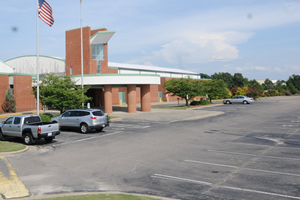 Parking Changes at Dennis A. Wicker Civic Center