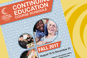 Continuing Education Fall Course Schedule